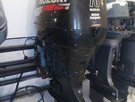 Лодочные моторы б,у Моторы из Японии Б/У Сузуки, Ямаха, Хонда . В наличие большо