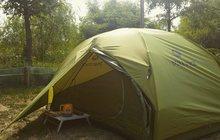 Палатка Marmot Tungsten 2P (зеленая)