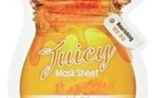 Маска для лица Juicy Mask Sheet Holika Holika (медовый сироп)