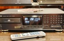 Kenwood DP-6020 2 x PCM1701P