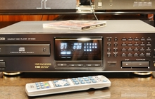 Kenwood DP-6020 2 x PCM1701P