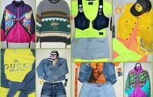 Одежда, вещи для праздников в стиле 90-х