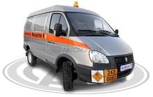 Автомобиль для перевозки опасных грузов и взрывчатых материалов