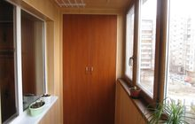 Отделка лоджий и балкона в Москве