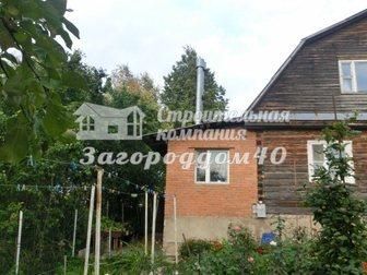 Уникальное фото Продажа домов Красивая и просторная дача по Киевскому шоссе 21417965 в Москве