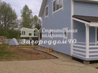 Смотреть изображение Загородные дома Коттедж Варшавское шоссе, Калужское направление 65км 21622118 в Москве