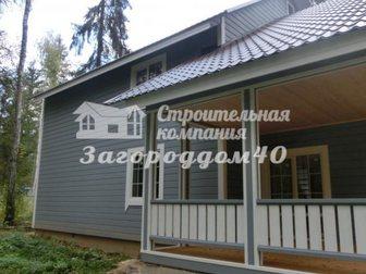 Просмотреть фотографию Загородные дома Дом в коттеджном поселке по Калужскому шоссе 30428485 в Москве
