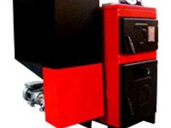 Скачать фотографию  Комбинированный твердотопливный(пелетный) котел с автоматической загрузкой TERMODINAMIK 32285991 в Москве