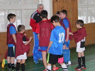 Скачать бесплатно фотографию Спортивные школы и секции Запись детей в футбольную секцию в районе Щукино 32408850 в Москве