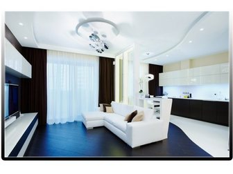 Новое фото  квартиры - ремонт в Москве, в т, ч, и ЛЮКС 32606348 в Москве