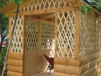 Скачать foto Строительные материалы Бытовки, беседки, садовые домики 33035120 в Москве