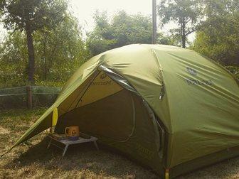 Уникальное изображение Товары для туризма и отдыха Палатка Marmot Tungsten 2P (зеленая) 33743430 в Москве