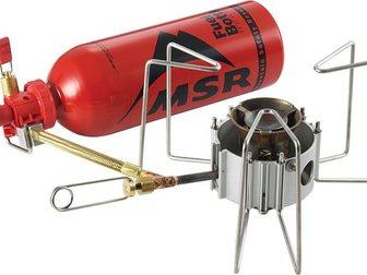 Новое изображение Товары для туризма и отдыха Мультитопливная горелка MSR DragonFly Топливо: бензин, керосин, дизельное топливо, 33743478 в Москве