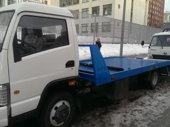 Увидеть изображение Принтеры, картриджи эвакуатор BAW с ломанной платфотмой 34828464 в Москве