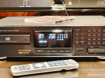 Смотреть foto Аудиотехника Kenwood DP-6020 2 x PCM1701P 35259346 в Москве