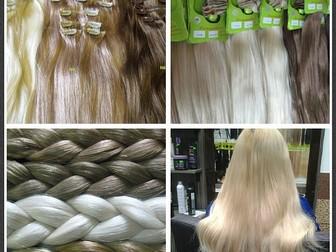 Уникальное фото Салоны красоты Волосы для наращивания, Натуральные волосы 38410490 в Москве