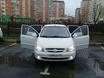 Фото Hyundai Getz Москва (Moscow) смотреть
