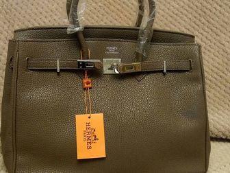 Уникальное фото Женская одежда Сумка от марки hermes 39170838 в Москве