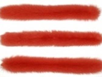 Уникальное изображение Детская одежда Опушка меховая из песца на капюшон 39301486 в Москве