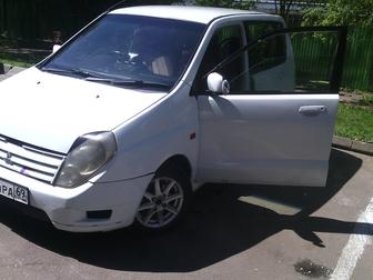 Скачать бесплатно фотографию Аварийные авто Mitsubishi Dingo - мотор под замену 39545920 в Москве