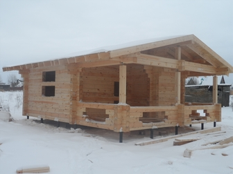 Новое фотографию Строительство домов Дома из профилированного бруса 59604060 в Moscow