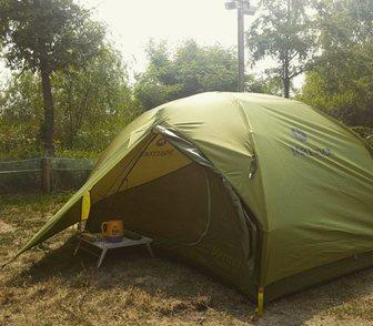 Фотография в Отдых, путешествия, туризм Товары для туризма и отдыха Палатка Marmot Tungsten 2P (зеленая)  Marmot в Москве 13800