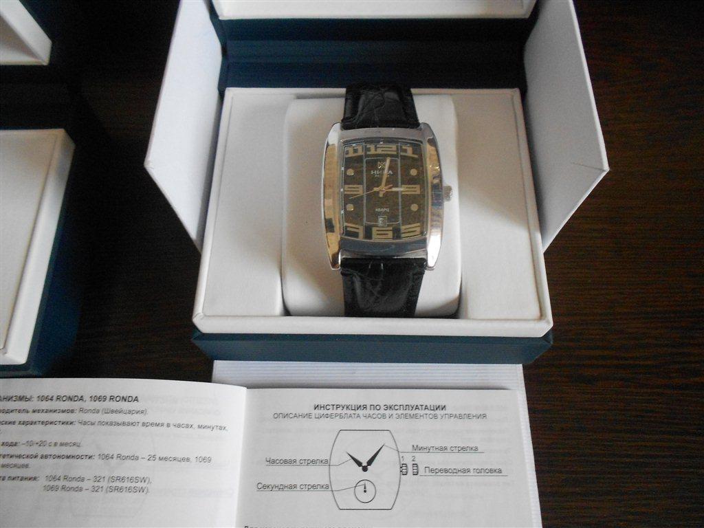 Наручные часы Ника купить в интернет-магазине AllTimeru
