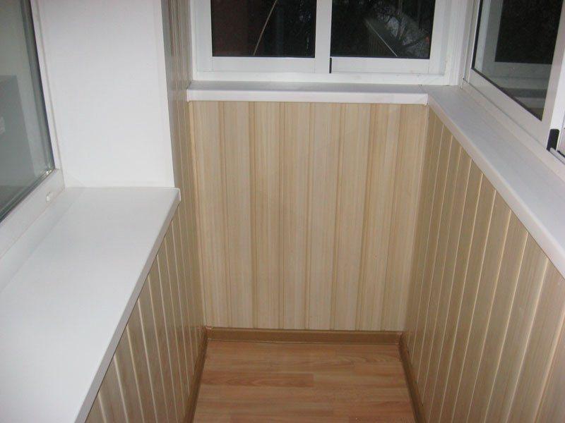 Томск: внутренняя отделка балконов и лоджий - цена 0,00 р....