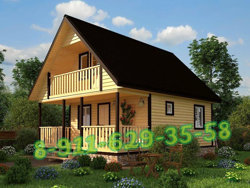 Москва: строительство: дома из бруса, каркасные дома цена 31.