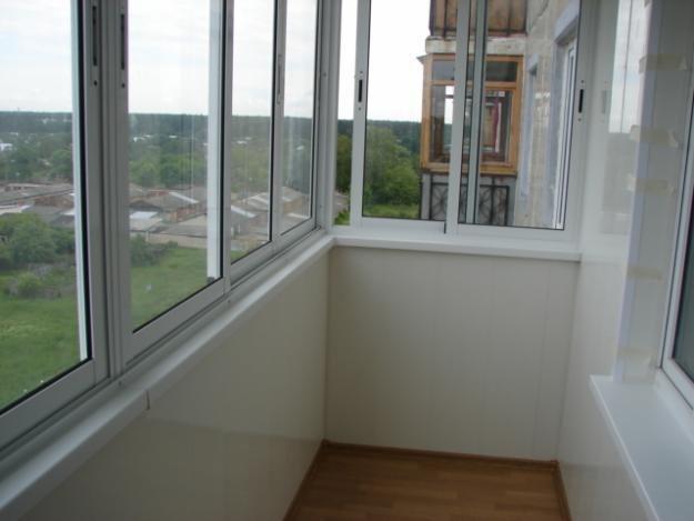 Отделка и утепление балконов в Раменском | Муж на час