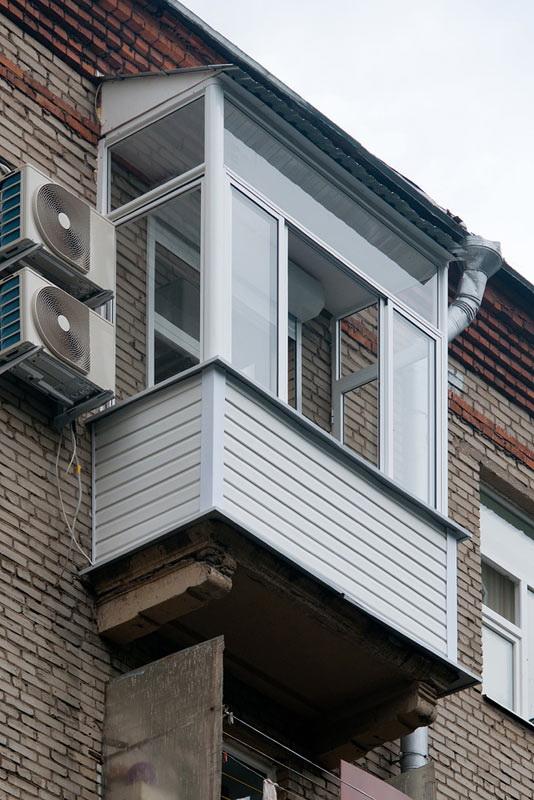 Балкон под ключ. москва- ..россия, москва.