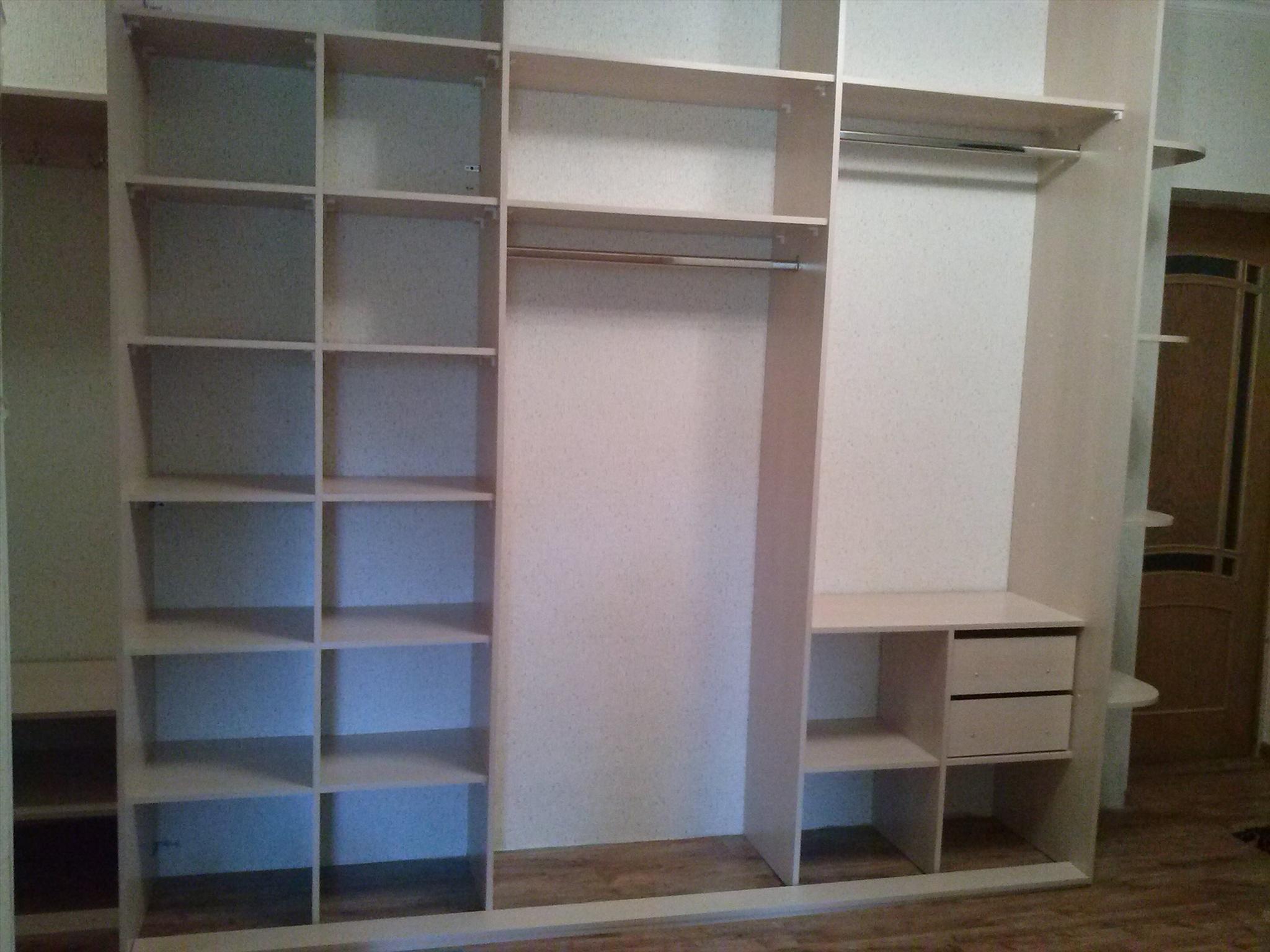 Раменское: шкафы-купе, гардеробные комнаты, кухни на заказ ц.