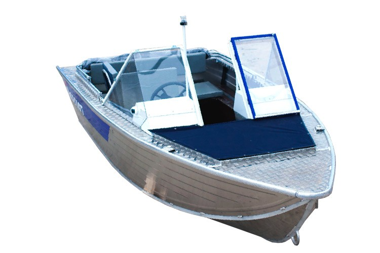 лодка салют 430 размеры кокпита