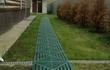 Удобный пластиковый комплект тротуарных плит
