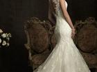 Фото в Одежда и обувь, аксессуары Свадебные платья Свадебное платье Allure Bridals 8923. Цвет в Москве 27000