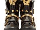 Изображение в Одежда и обувь, аксессуары Мужская обувь Потрясающие высокие сникерсы Medusa от Versace в Москве 8900