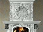 Фотография в Хобби и увлечения Охота Продается изразцовый камин Охотничий, облицованный в Москве 0