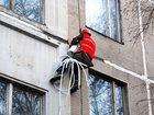 Скачать бесплатно фотографию Разное Заделка швов между панелями дома 32701089 в Москве