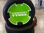 Фотография в   Продаю комплект новой зимней резины Nokian в Москве 0