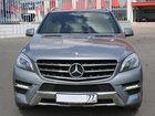 Фотография в Авто Продажа авто с пробегом Mercedes-Benz ML 350 4 Matic  год выпуска: в Москве 2690000