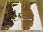 Просмотреть изображение Ковры, ковровые покрытия Оригинальные прикроватные коврики из коровьих шкур 32884127 в Москве