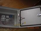 Фото в Электрика Электрика (оборудование) Щит распределительный монтажный металлический в Москве 2600