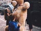 Скачать бесплатно фотографию Разное Большой плюшевый медведь 160 см с доставкой по всей России 33832606 в Москве