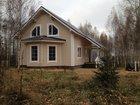 Фото в Загородная недвижимость Загородные дома Продается новый загородный коттедж из бруса в Москве 2950000