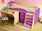 Свежее изображение Детская мебель Кровать детская (3-12лет) Караван 4М, 34014764 в Москве
