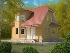 Свежее фото Строительство домов Строительство каркасных домов 34027617 в Москве