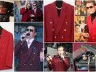 Просмотреть изображение Мужская одежда Малиновый пиджак нового русского, Назад в 90-е 34128384 в Москве