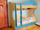Фотография в   Двухъярусная кровать из МДФ (возможен вариант в Москве 17802