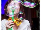 Новое фотографию  Шоу мыльных пузырей, Москва и МО, 3000 руб, 34349663 в Москве