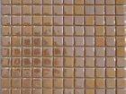 Фотография в   Мозаика стеклянная плитка Бежевый перламутр в Москве 0